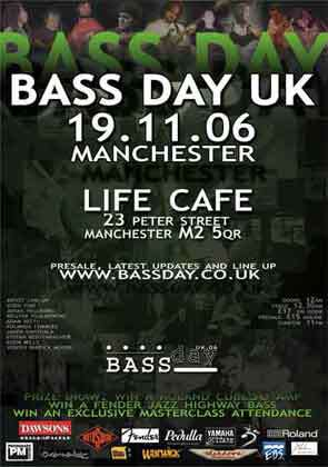 Bass Day Uk 2006
