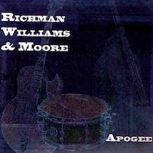 Barry Richman, Marcus Williams, Joseph Patrick Moore - Apogee