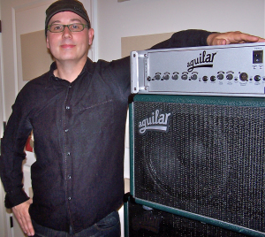 Aguilar Amplification and Joseph Patrick Moore