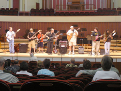 Bass Ensemble with Joseph Patrick Moore