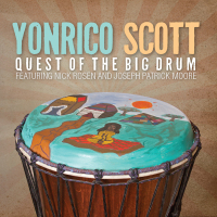 Yonrico Scott Quest Of The Big Drum