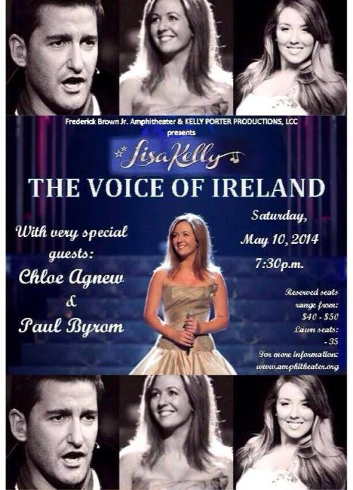 The Voice of Ireland with Lisa Kelly