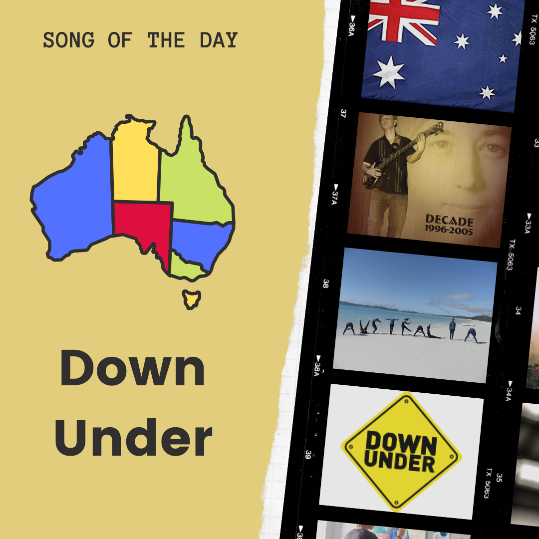 Down Under Song