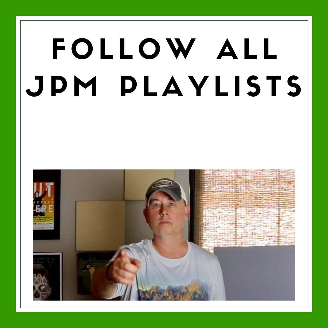 Follow All Joseph Patrick Moore Playlists